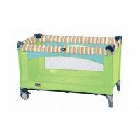 Манеж-кровать Chicco Lullaby Travel Cot Lime