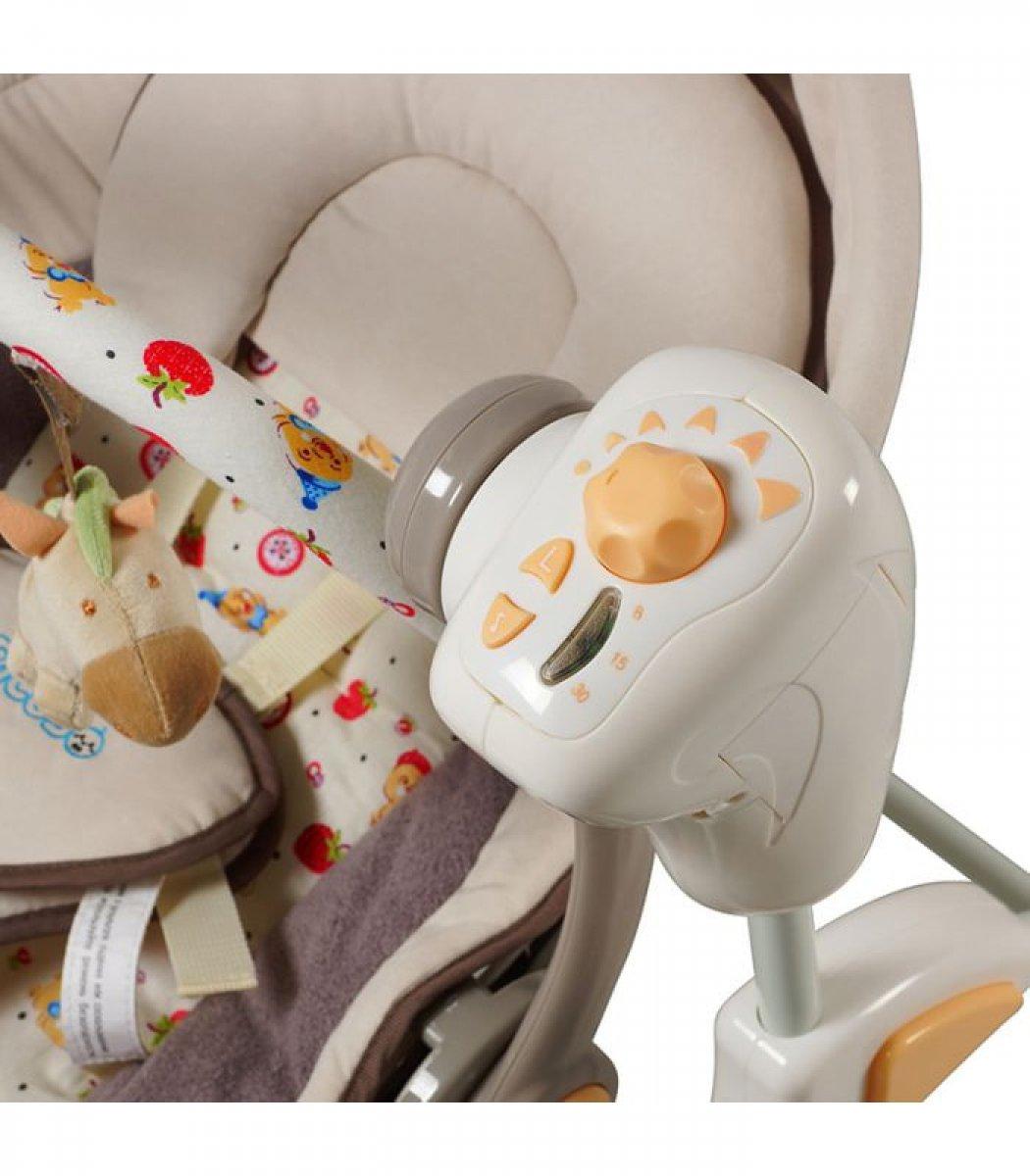 Электрокачели для новорожденных роскошь или необходимость?