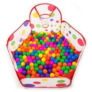 Манеж с шариками