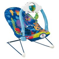 Шезлонг Fisher-Price «Ocean Wonders»